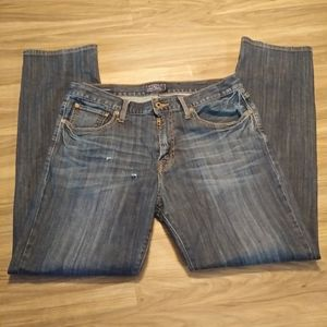 Lucky 221 straight jeans